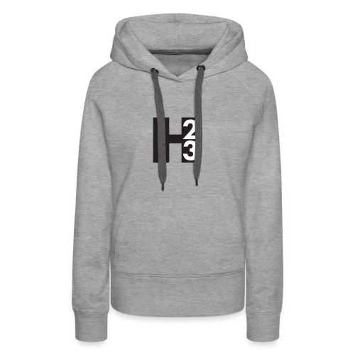 H23 Logo - Women's Premium Hoodie