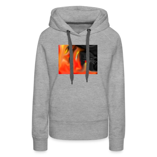 Through the Fire - Women's Premium Hoodie