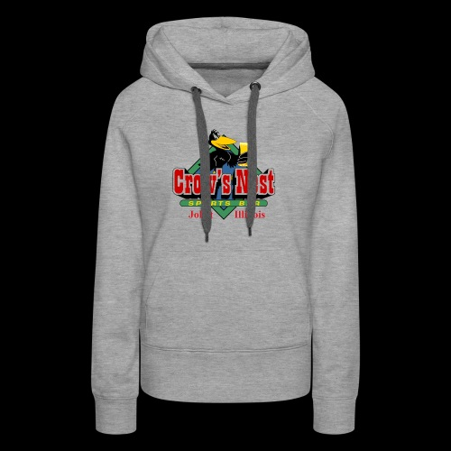 Crows Nest Joliet - Women's Premium Hoodie