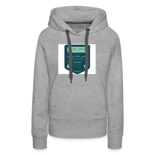 1MeaningfulLiving4U - Women's Premium Hoodie