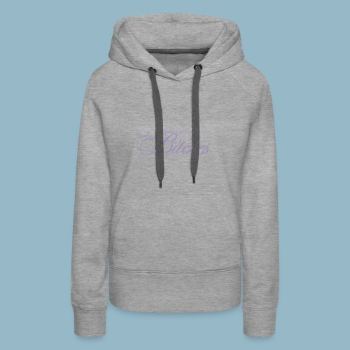 Bring on the Bitches in Lavender - Women's Premium Hoodie