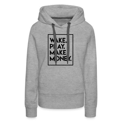 wakepray - Women's Premium Hoodie