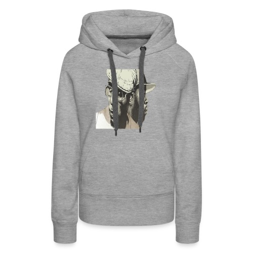 BlackStar - Women's Premium Hoodie