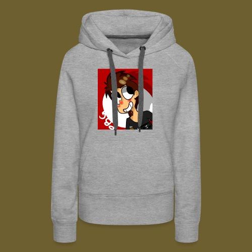 Peanutbuter hoodie VIP. - Women's Premium Hoodie