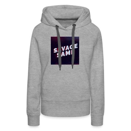 Real Savage - Women's Premium Hoodie