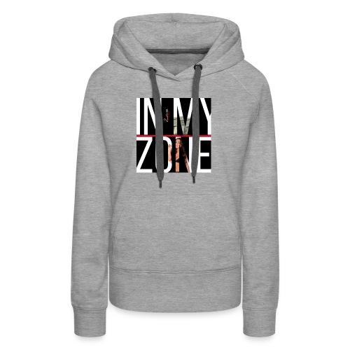 In The Zone - Women's Premium Hoodie