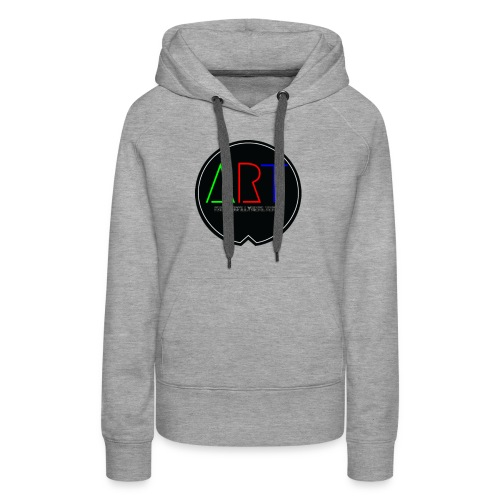 A.R.T MOVEMENT - Women's Premium Hoodie