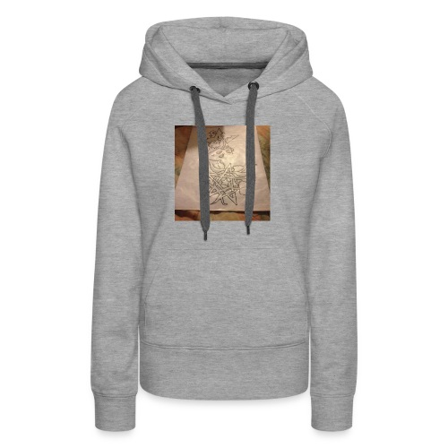 My own designs - Women's Premium Hoodie