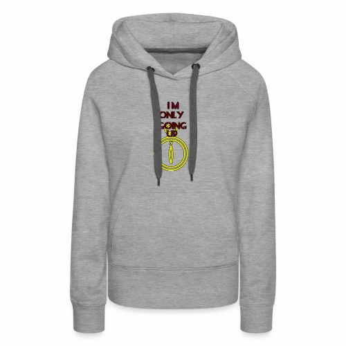 Im only going up - Women's Premium Hoodie