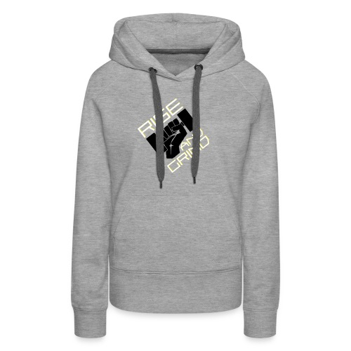 RISE AND GRIND - Women's Premium Hoodie