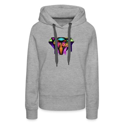 CL VLOGS - Women's Premium Hoodie