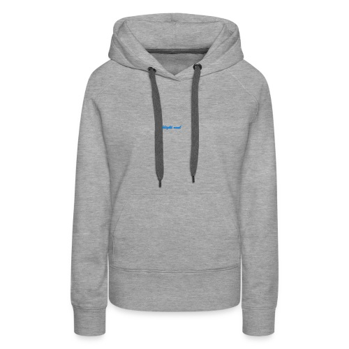 highlight real merchandise - Women's Premium Hoodie