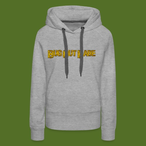 Bug Out Babe - Women's Premium Hoodie