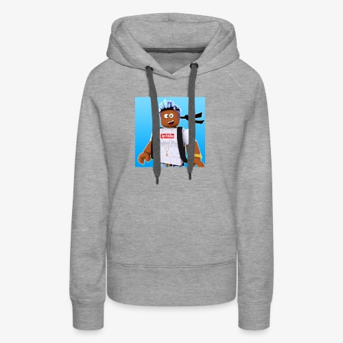 Roblox Avatar Graphic - Women's Premium Hoodie