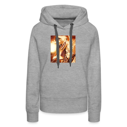 kyuubi mode by agito lind d5cacfc - Women's Premium Hoodie