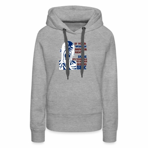 Payback Time - Women's Premium Hoodie