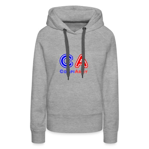 CompiArmy Design | bit.ly/compiarmyyt - Women's Premium Hoodie