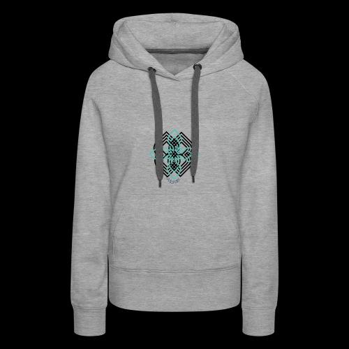 Sacred Geometry - Women's Premium Hoodie