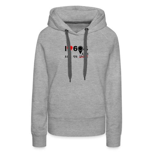 rain_or_shine - Women's Premium Hoodie