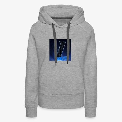 InfiniteSalty logo - Women's Premium Hoodie