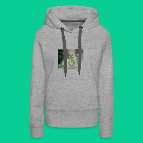 First product - Women's Premium Hoodie