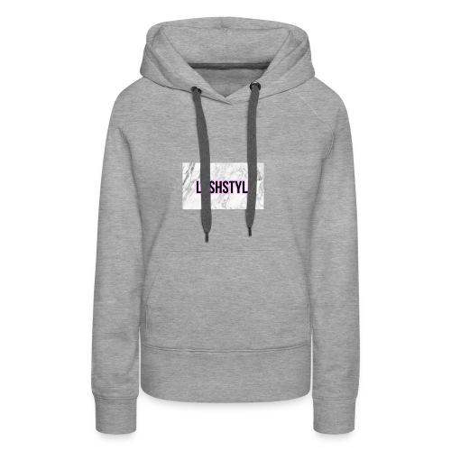 Lushstyle Collection - Women's Premium Hoodie