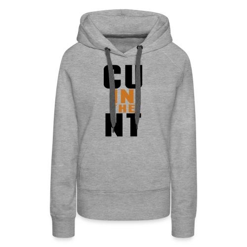 CU in the NT - Women's Premium Hoodie