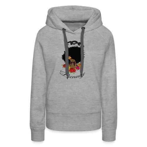 FRO BEAUTY 4 - Women's Premium Hoodie