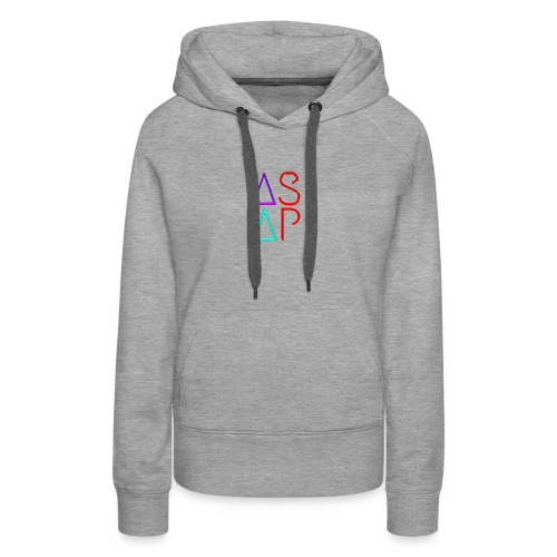 A.S.A.P - A Suicide Awareness Project - Women's Premium Hoodie