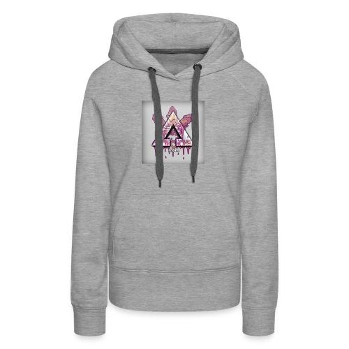 Azure Spider - Women's Premium Hoodie