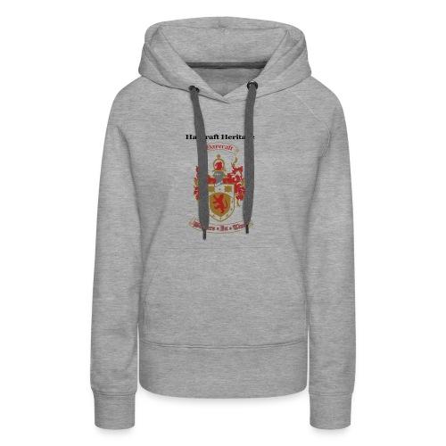 haycraftcrest - Women's Premium Hoodie