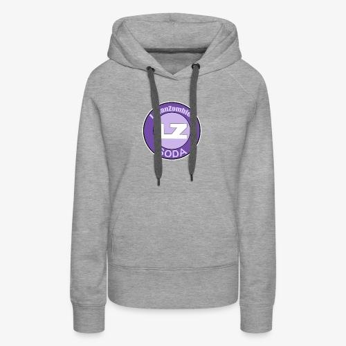 LoganZombiez Logo - Women's Premium Hoodie