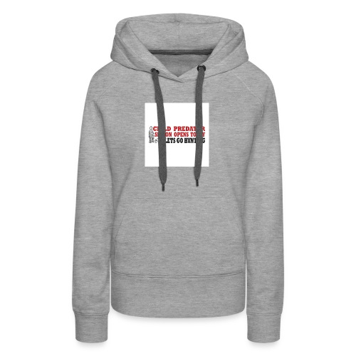 Darwin child pred t SHIRTS - Women's Premium Hoodie