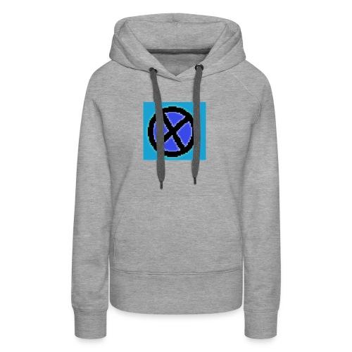 Xaviergamer symbol - Women's Premium Hoodie