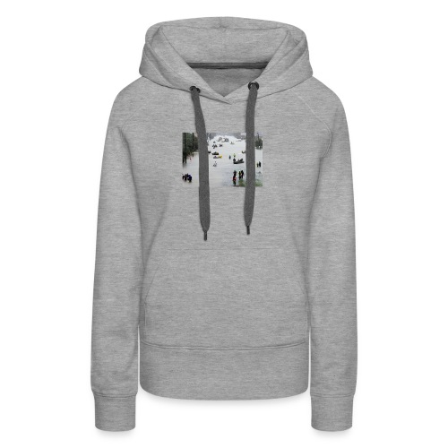 texas hurricane harvey 022 - Women's Premium Hoodie