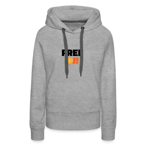 Free O.J. Simpson - Women's Premium Hoodie