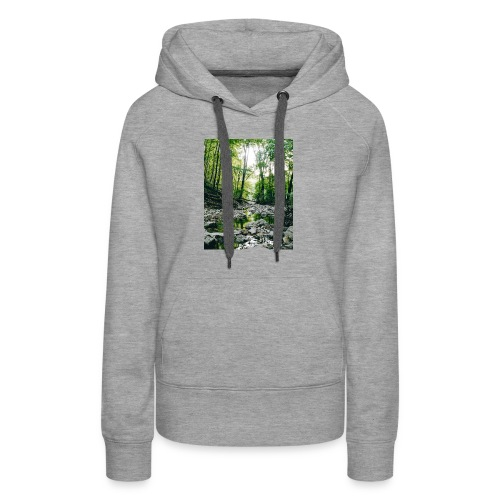 Forest Reflections - Women's Premium Hoodie