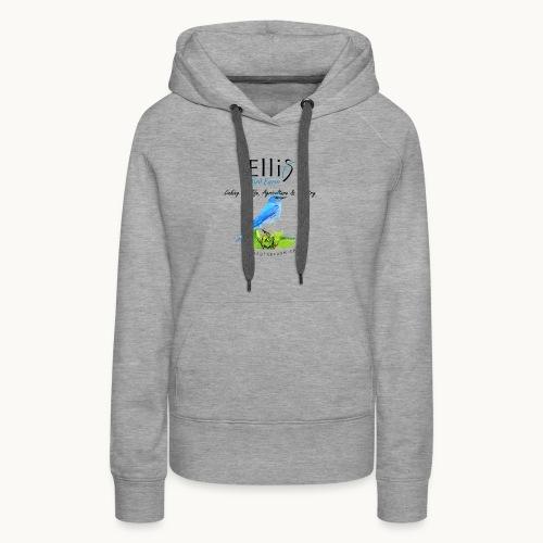 Ellis Bird Farm - Carolyn Sandstrom - Women's Premium Hoodie