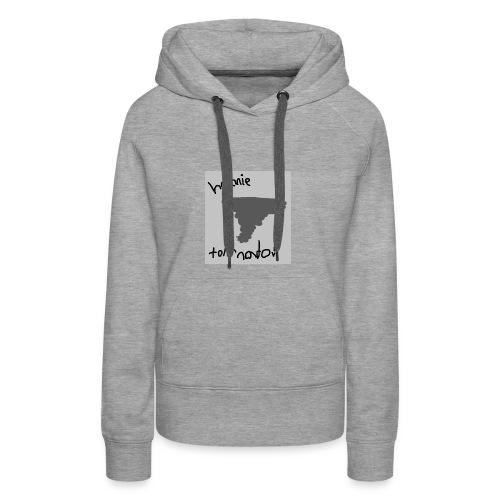 hannietorrnado - Women's Premium Hoodie