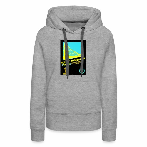 Road to Redemption - Women's Premium Hoodie