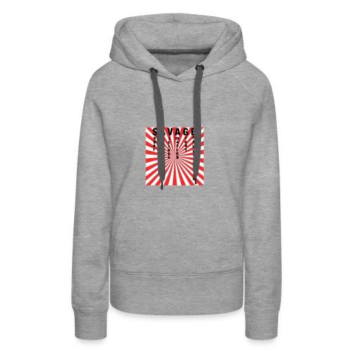 Savage shirt - Women's Premium Hoodie