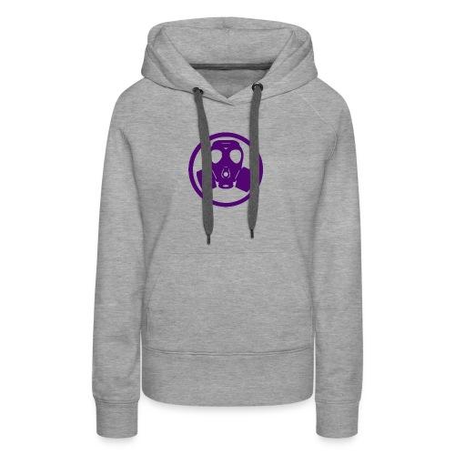 Sliq Killa Logo - Women's Premium Hoodie