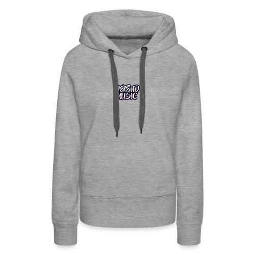 Defend Music Classic Logo - Women's Premium Hoodie