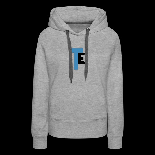 The Second Team Exelfiny Logo - Women's Premium Hoodie