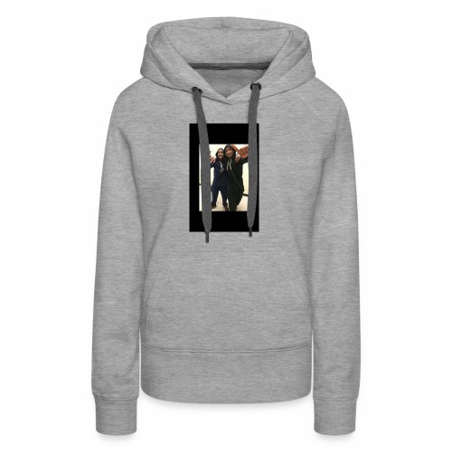 $Free The Twins$ - Women's Premium Hoodie