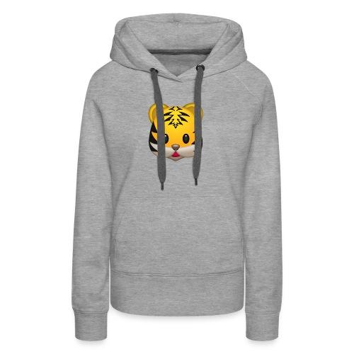 cute tiger - Women's Premium Hoodie