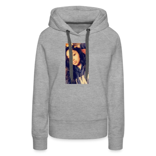 Dont say your not cute cuase every girls is cute - Women's Premium Hoodie