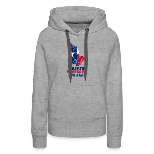Pray For Texas - Women's Premium Hoodie