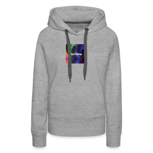 youtube profile picture - Women's Premium Hoodie