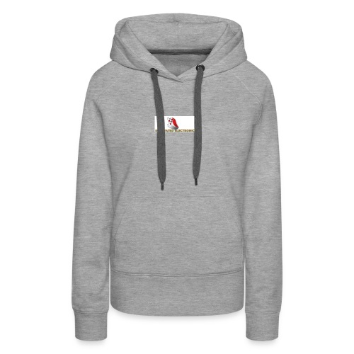 REAL YOUTUBE INNOVTED LOGO for shits - Women's Premium Hoodie